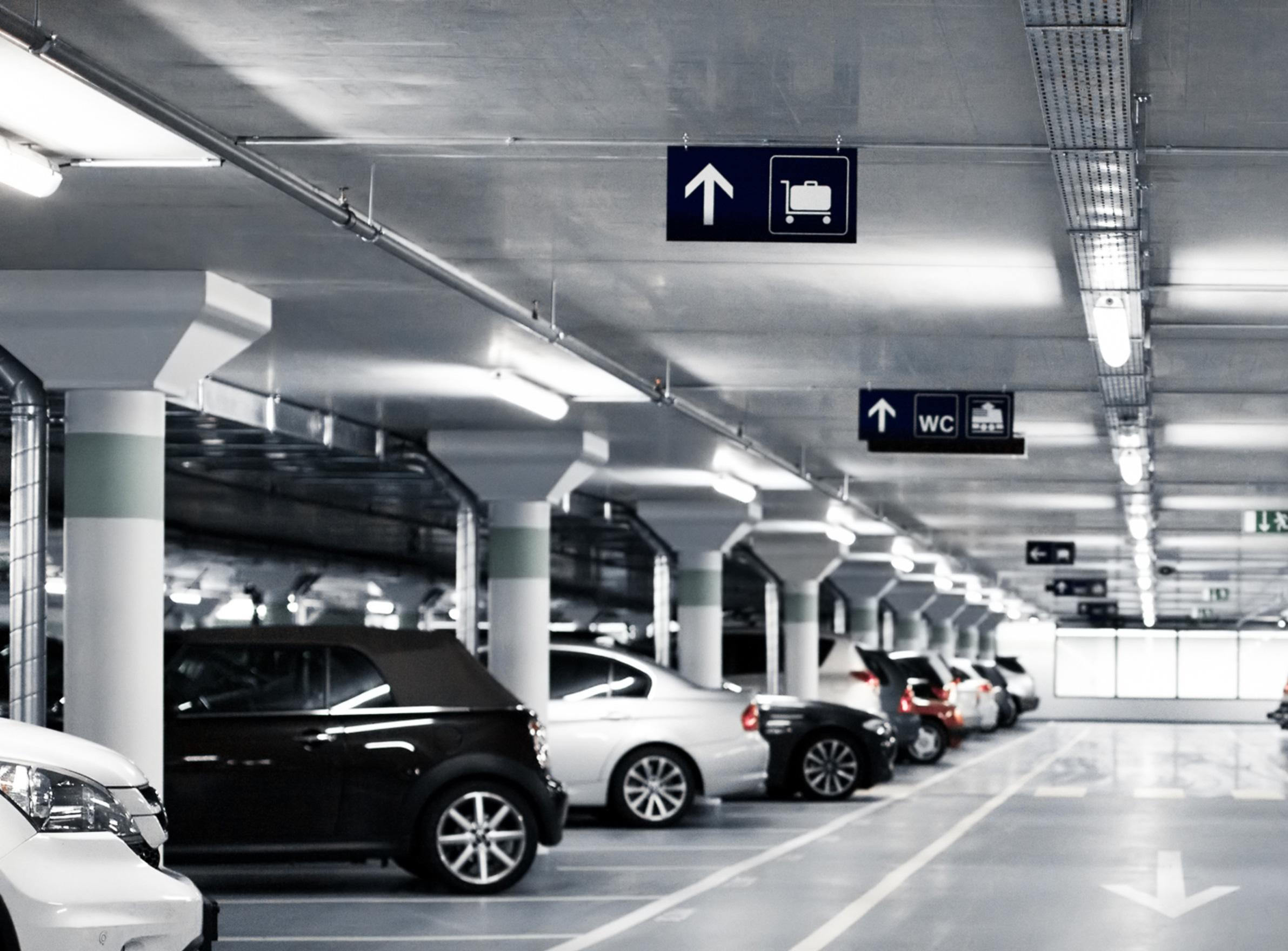 Secure A Spot Car Park
